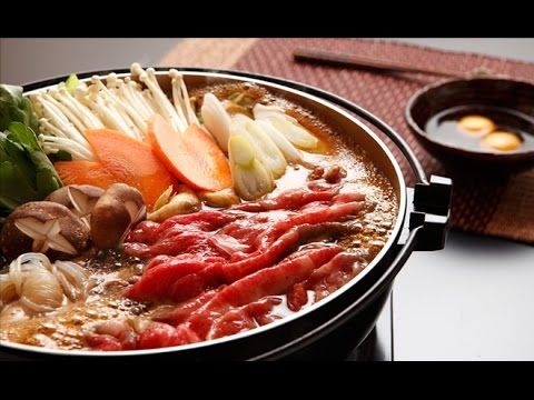 Begin Japanology - Hot-Pot Cuisine (NHK Documentary) - YouTube