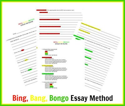 writing about writing essay