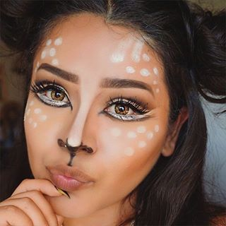 1 Minute Makeup - Instagram Profile - INK361