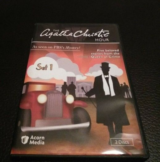 THE AGATHA CHRISTIE HOUR 2 DVD SET