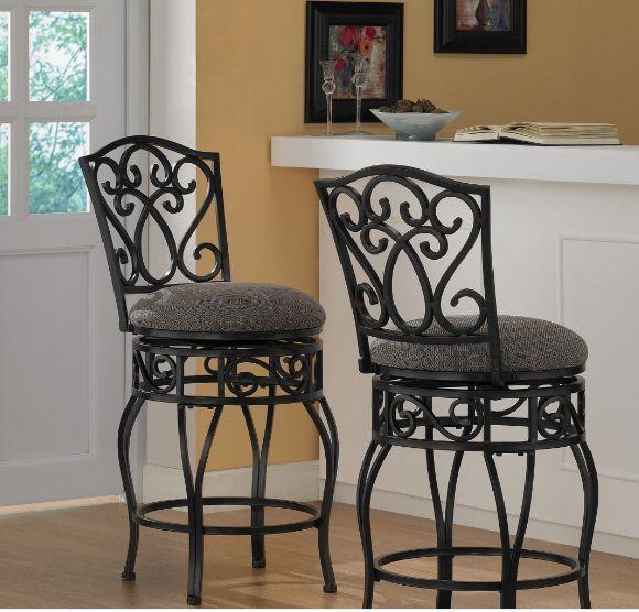 counter height stools backs swivel kitchen bar backrest
