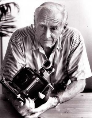 Refused to reveal his favourite image when asked in interviews: Photographer Max Dupain.Photo: Col Townsend