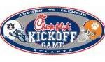Chick-Fil-A Kickoff Game Preview: Clemson Tigers vs. Auburn Tigers