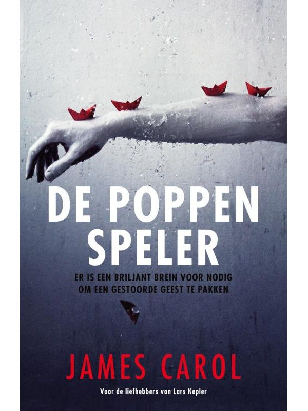 De poppenspeler (James Carol) - MakroShop.be