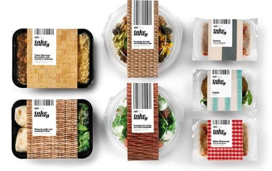 Take Away Packaging