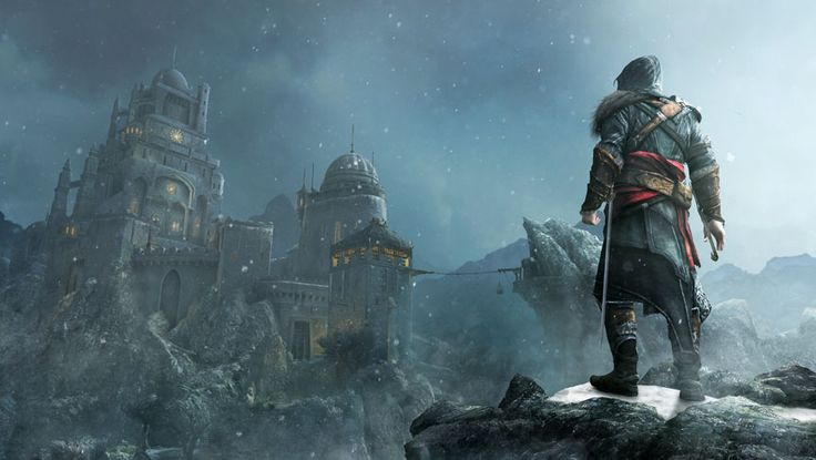 Assassin's Creed: Revelations: Assassins Creed, Concept Art, Videos Games, Pc Games, Wallpapers, Creed Revelations, Leap Of Faith, Games Art, Landscape