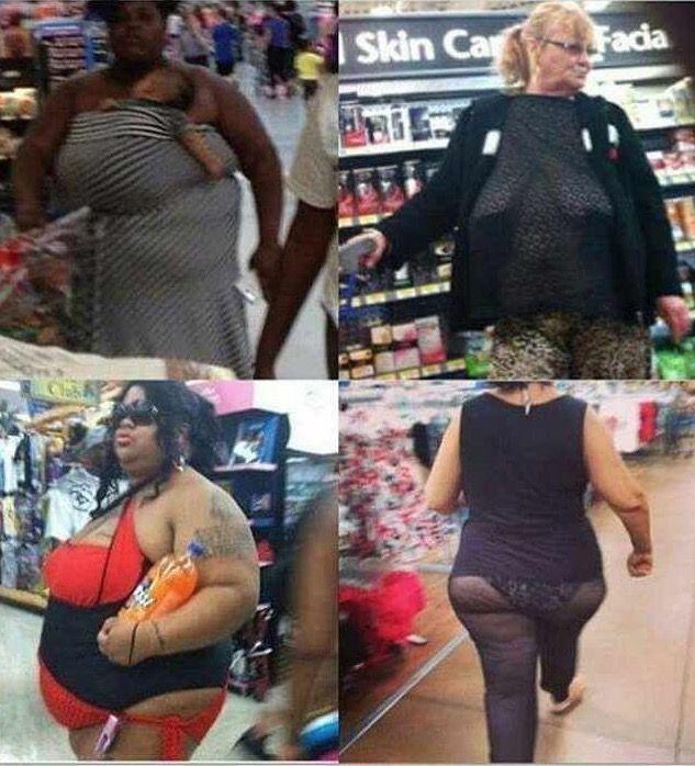 The Walmart Quadruple Header - Funny Pictures at Walmart http://ibeebz.com