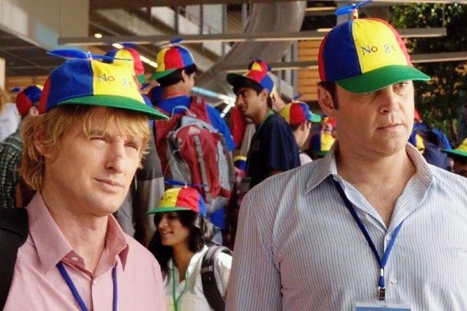 """Assista o novo trailer da comédia """"Os estagiários do Google"""""""