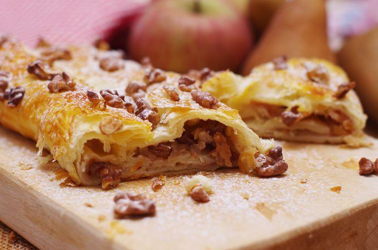 Lo strudel è un dolce con cui non fai mai un errore. Originalmente austriaco, si è domiciliato nelle cucine di tutta Europa e forse anche oltre. Da noi si mangia