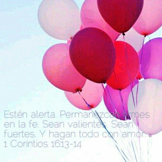 1 Corintios 16:13