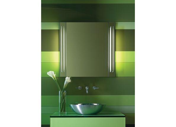 Robern Medicine Cabinet, Vertical Plain Fluorescent Light Kit · Bathroom  MirrorsBathroom ...