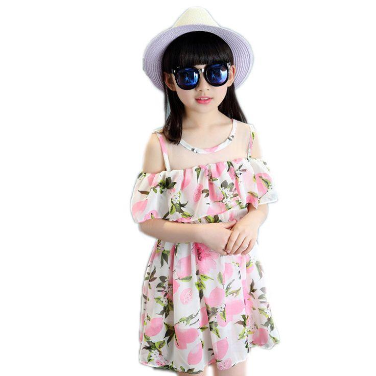 $13.28 (Buy here: https://alitems.com/g/1e8d114494ebda23ff8b16525dc3e8/?i=5&ulp=https%3A%2F%2Fwww.aliexpress.com%2Fitem%2FChiffon-Kids-Dresses-For-Girls-Lemon-Print-Summer-strapless-summer-princess-girls-dress-beach-holiday-girl%2F32692539615.html ) Chiffon Kids Dresses For Girls Lemon Print Summer strapless summer princess girls dress beach holiday girl princess dress 4-10Y for just $13.28
