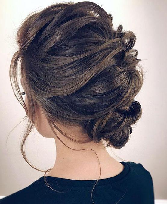 Tendência de penteado para noivas: coque embutido - Constance Zahn