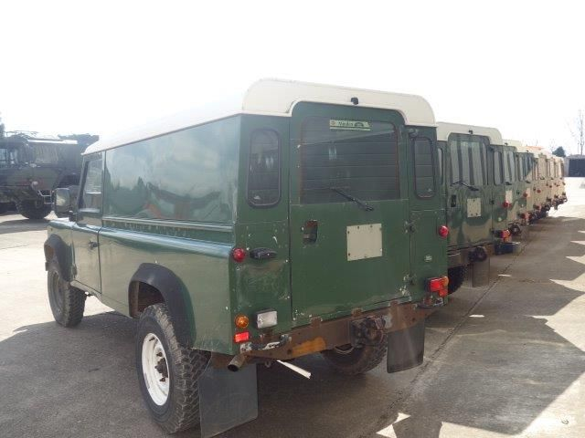 Land Rover Defender 110 300TDi - Search_By_Manufacturer - L.Jackson and Co » For Ex Army Trucks Specialist Military vehicles, Ex. Mod Sales and Nato plant and equipment for sale and export