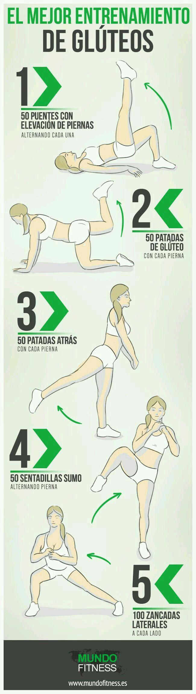 57 mejores im genes de estiramientos y ejercicios en for Mundo fitness gym