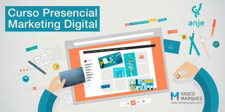 Curso Marketing Digital Anje