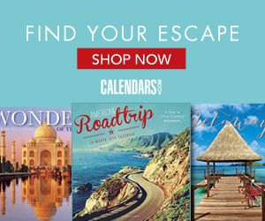 59 best shopping bargains online coupon codes images on pinterest calendars coupons and free shipping deals including travel and scenic calendars books fandeluxe Images