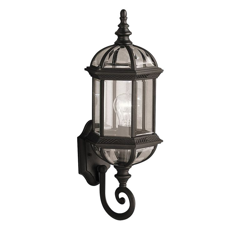 Kichler Lighting 9736 New Street Outdoor Sconce95 best Outside lights images on Pinterest   Outdoor walls  Wall  . Kichler Lighting Outdoor Sconce. Home Design Ideas