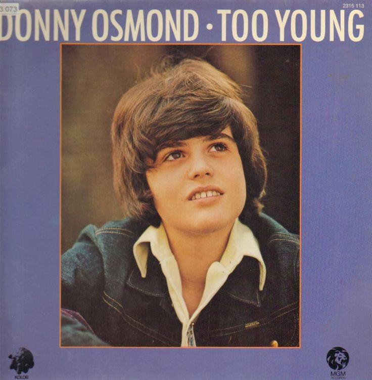 "I was looking at someone's board tonight... ""Those Were the Days"" and for some reason it made me think about this RECORD album.  I remember ""dancing with Donnie"" in my bedroom.  One of the good things about growing up in the 70s was having something bigger than a CD case to ""dance with."""