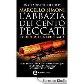 Ebook in Internet: L'abbazia dei cento peccati - Marcello Simoni
