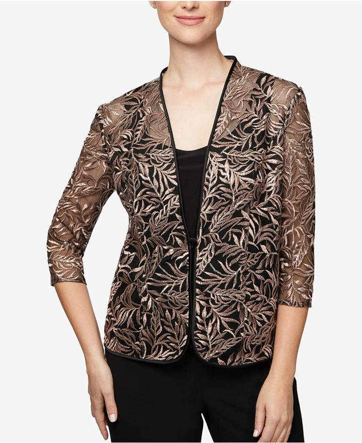 Form petite evening jacket
