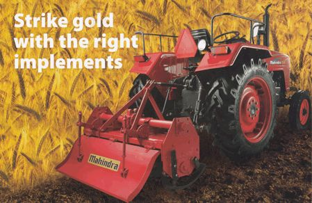 Farming was never so easy until now. Try your hands on these farm equipment's. Check out Mahindra online to know more.