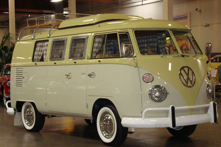 vw bus camper | 1966 VW Westfalia Camper Bus | Crevier Classic Cars