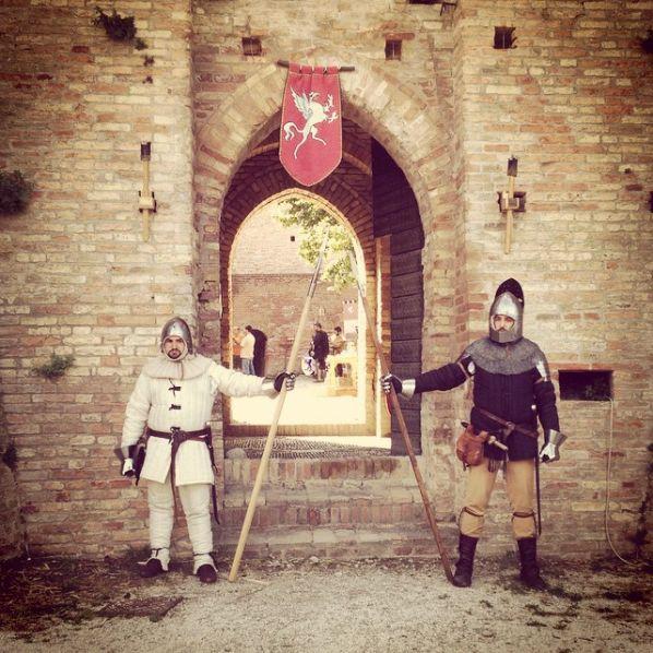 Guardie Armate tardo '300 Armed Guards, Late 14th CEntury