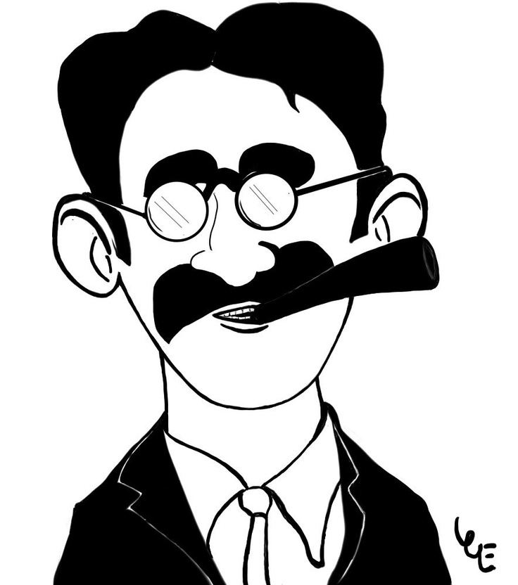 17 Best Images About Groucho The Australian Stage Show