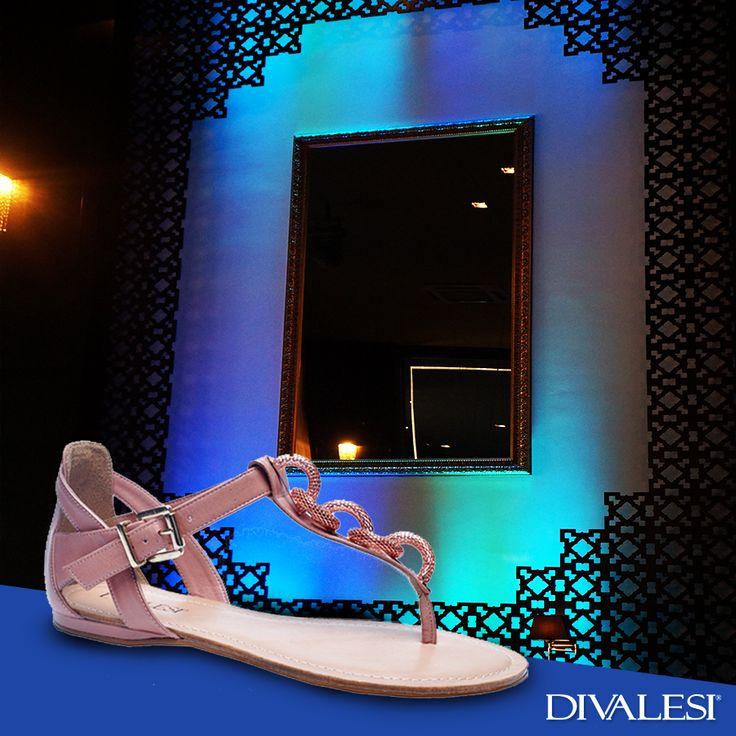 Que tal arrasar nesta terça com muito conforto e estilo, Diva? #VáDeDivalesi http://bit.ly/divalesi