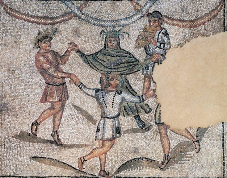 Domus dei Tappeti di Pietra, via Barbiani, Ravenna (RA)