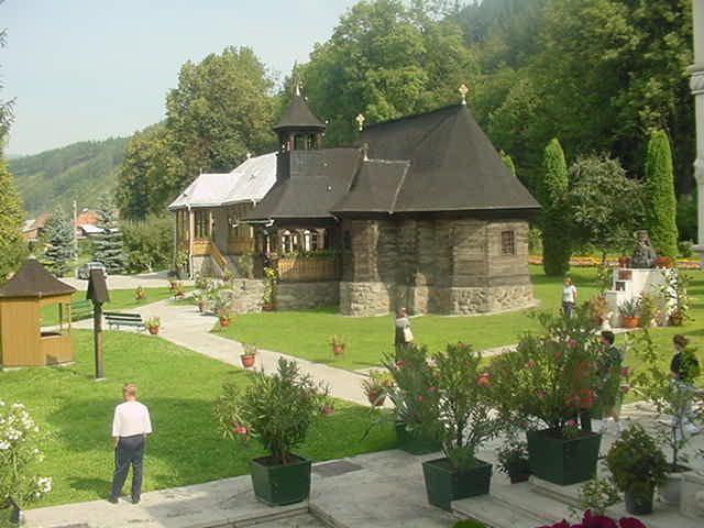 Sfanta Manastire Toplita