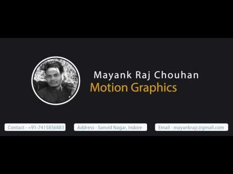 Motion Graphics - Portfolio - YouTube