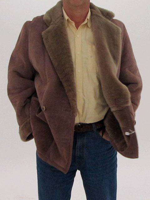 Size XXL Quality New NZ Wool Jacket OP15