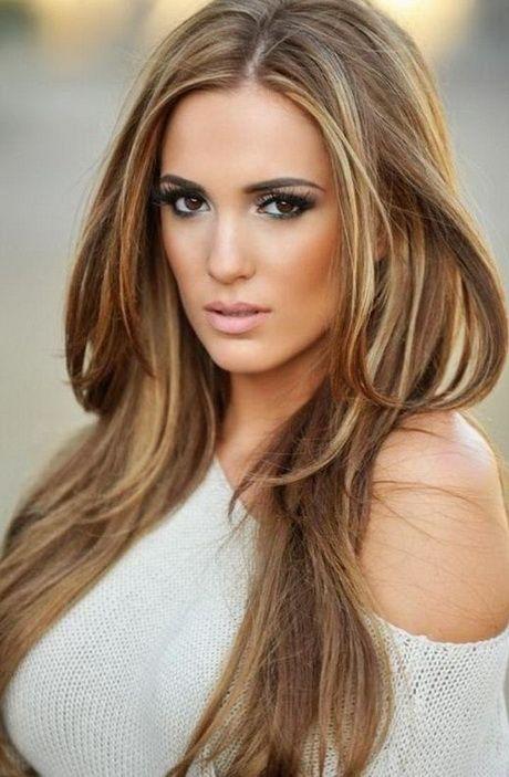 Beliebt Bevorzugt Gute Frisuren für lange Haare #frisuren #haare #lange | frisuren #AZ_44