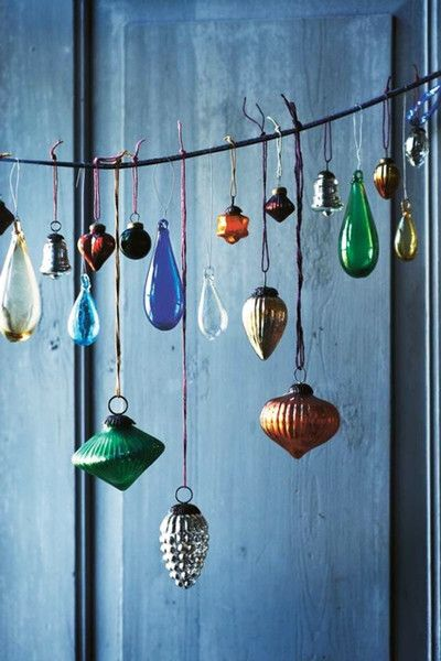 Glassy Strand - The Best Holiday Decor From Pinterest - Photos