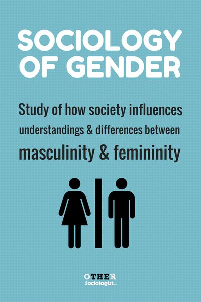 the influence of societys views on masculinity on gender This social dichotomy enforces conformance to the ideals of masculinity and femininity in all aspects of gender and sex factors that influence gender identity.