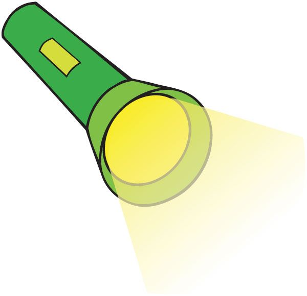 Flashlight 20clipart | Clipart Panda - Free Clipart Images ...