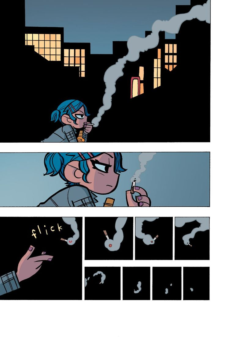 Scott Pilgrim Vol. 5 (of 6) Scott Pilgrim vs. The Universe (2014) | Viewcomic reading comics online for free