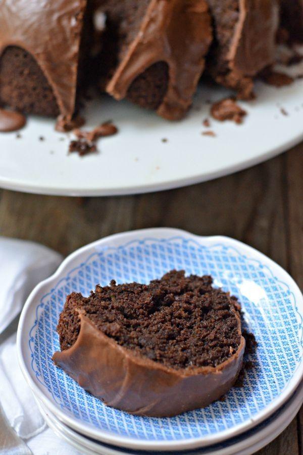 Buttermilk Chocolate Cake High Altitude