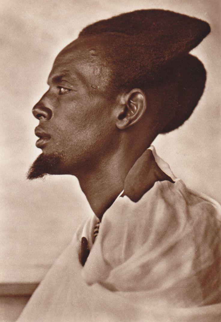 gaya rambut tradisional, afrika, epizone