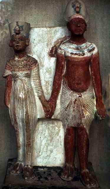 akhenaten and nefertiti relationship