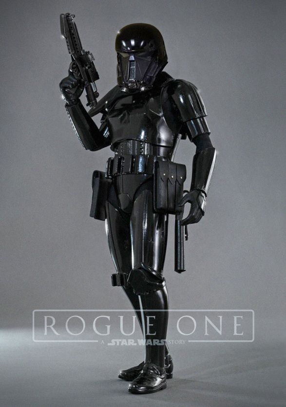 Star Wars Rogue One Shadow Trooper
