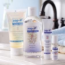 """Melaleuca product review from """"Zap it"""" product."""