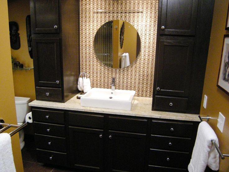 15 best undermount bathroom sink images on pinterest bath design bathroom and bathroom designs - Bathroom makeover practical refreshing ideas ...