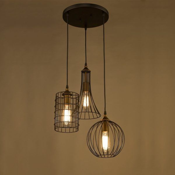 via homedesigning Illuminazione industriale, Lampade