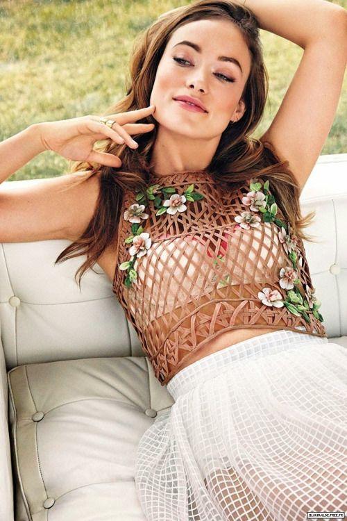 Olivia Wilde Shape Magazine