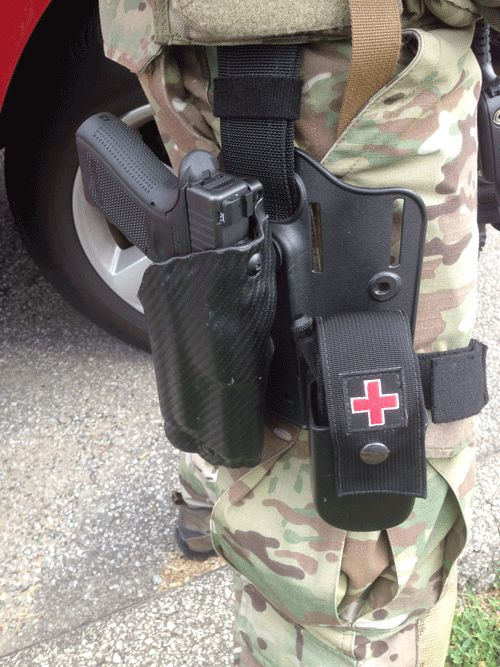 tourniquet holster for le duty belts is a must have for