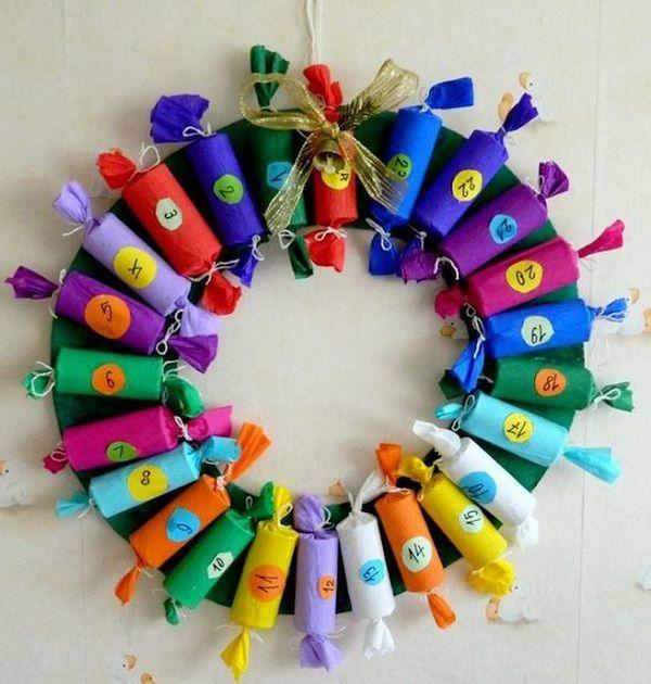 24 DIY Advent Calendar Crafts - thegoodstuff