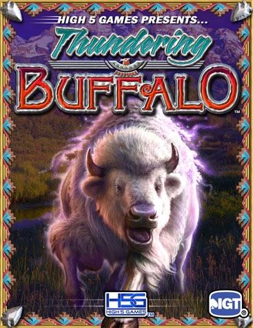 Thundering Buffalo - Slot Game by H5G